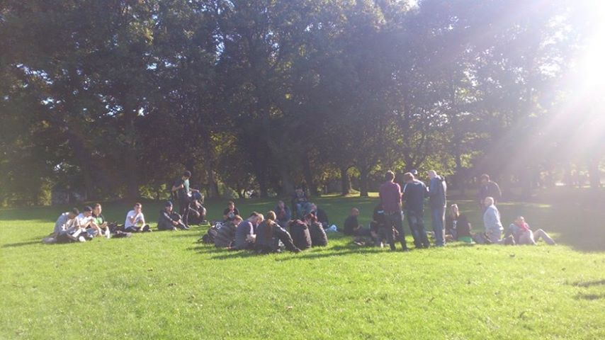 Leeds Pot in the Park