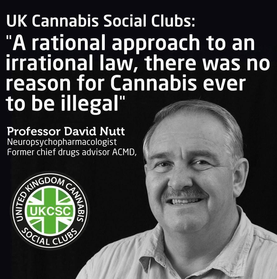 David Nutt UKCSC