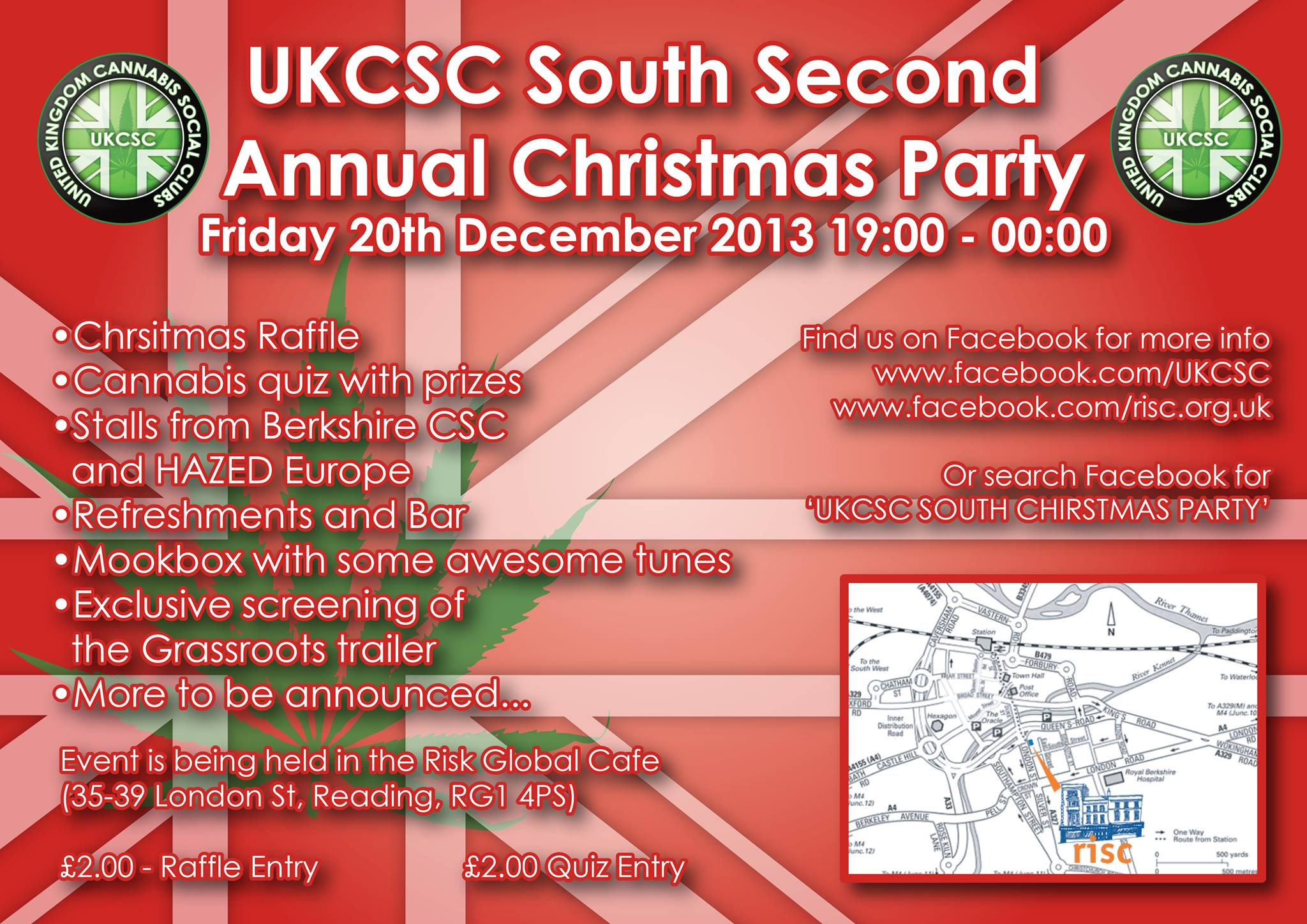 south Christmas party