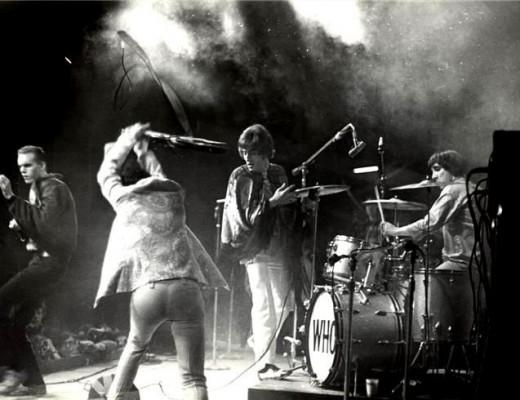The Who Smoke
