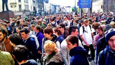 Cardiff 2015 Global Cannabis March