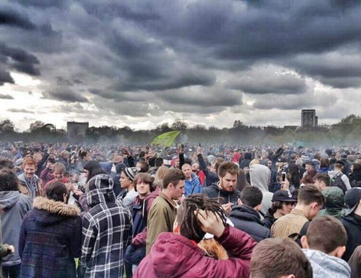 Hyde Park 420 Day 2015