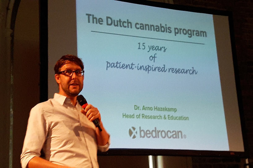 Bedrocan's Standardized Cannabis, Testing Oils and Patient