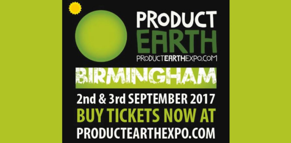 Product Earth expo poster