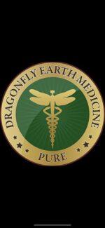 Dragon fly earth medicine