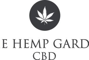 The Hemp Garden CBD logo